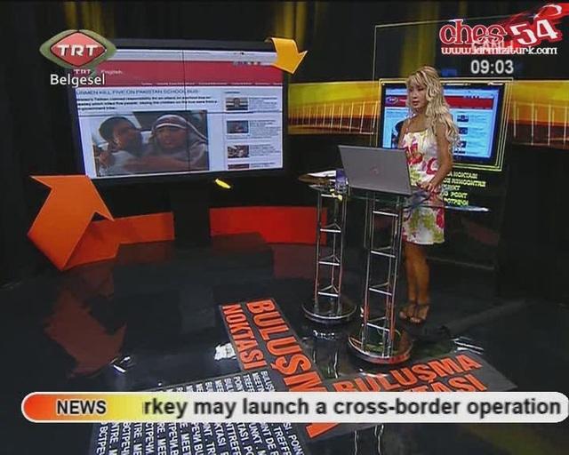Funda Akyol Trt Belgesel Buluşma Noktası 14 09 2011